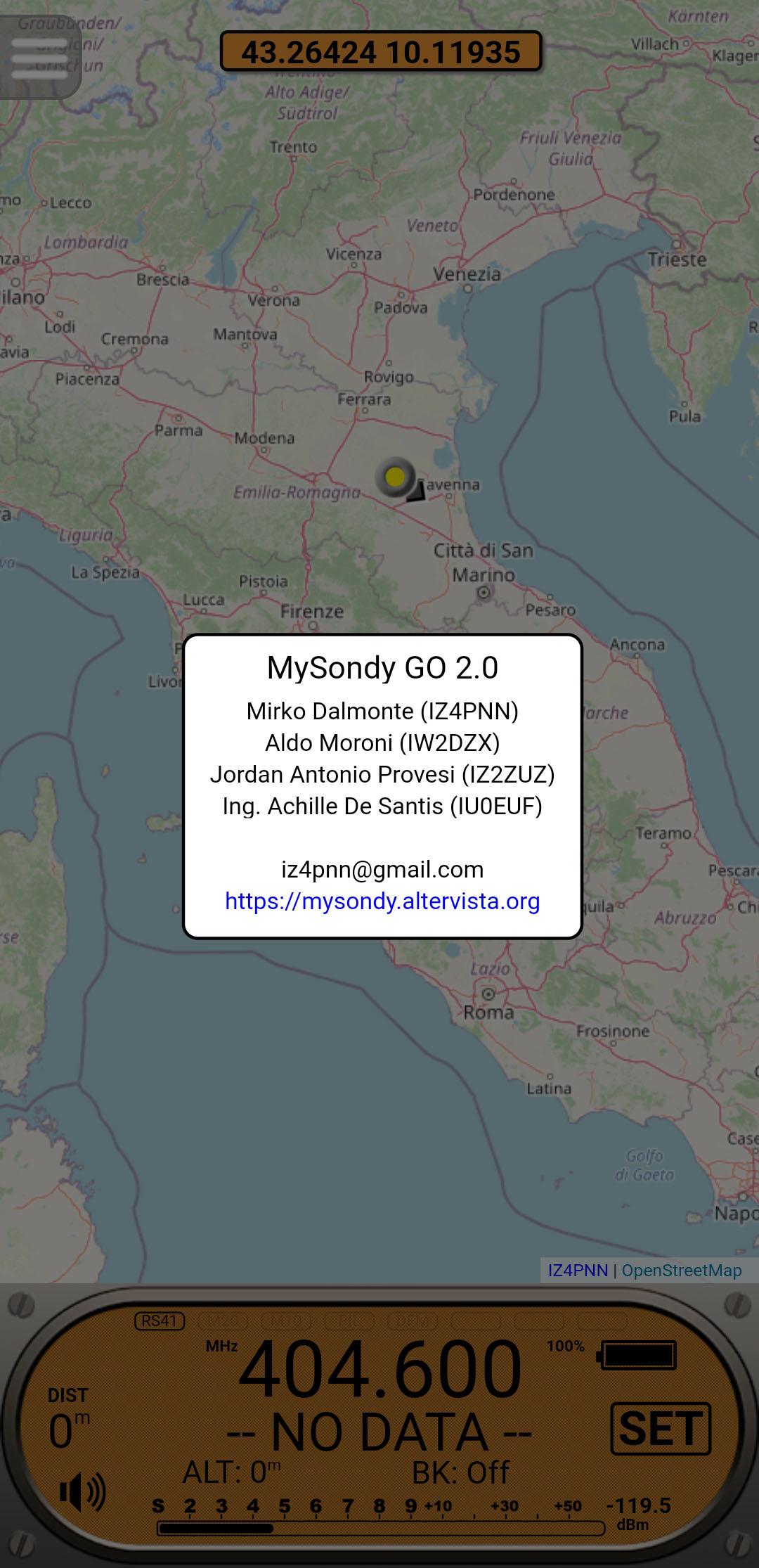 MySondy GO 4